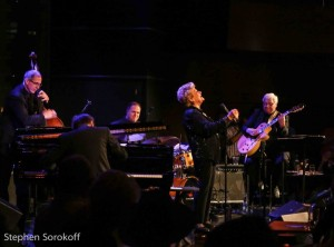 Tedd Firth, music directorTom Hubbard, Eric Halvorson, Marilyn Maye, Rod Fleeman