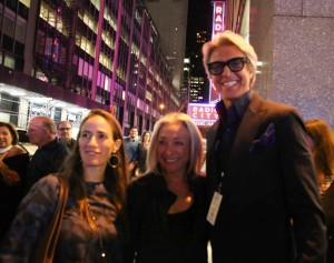 Eda Sorokoff, Chair Barrington Stage's Oct 13th NYC/Falcettos William Finn Benefit and Honorary chair Tommy Tune