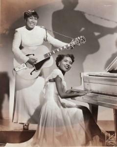 Rosetta and Marie