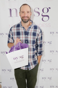 Actor Tony Hale attends Kari Feinstein's Style Lounge at Siren Studios on September 16, 2016 in Hollywood, California. (Photo by Alison Buck/WireImage)