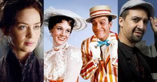 Mary Poppins, Lin Manuel Miranda