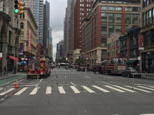 police, New York