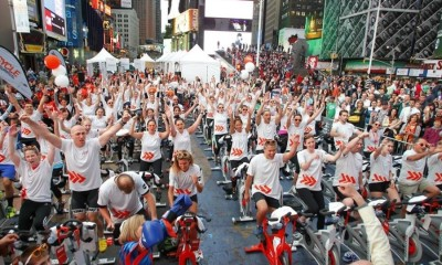 Cycle for Survival: Times Square Takeover