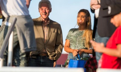 Bill Clinton, Beyoncé