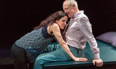 Denis Arndt, Mary- Louise Parker
