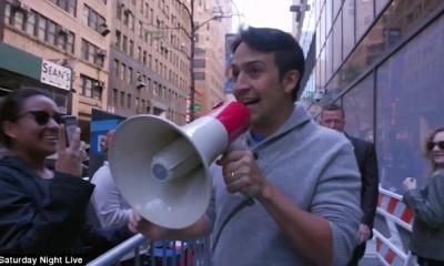 Lin Manuel Miranda, SNL