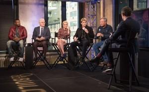 Kristen Stewart , Steve Martin, Chris Tucker, Vin Diesel, Steve Martin, Joe Alwyn, Garrett Hedlund and Makenzie Leigh