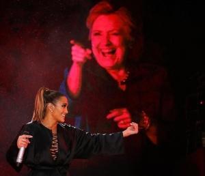Hillary Clinton, JLO