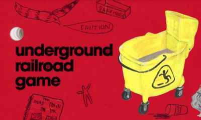 Underground Railroad Game