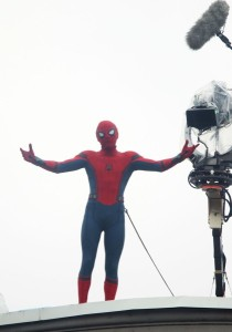 Spider-Man ,Tom Holland