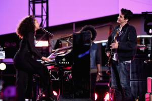 Alicia Keys, John Mayer