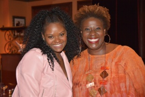 Shanice Williams, Capethia Jenkins