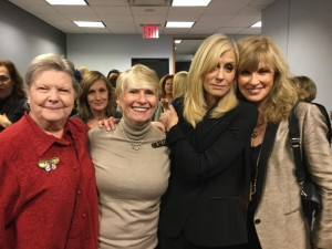 Mari Lyn Henry, Mary Jo Slater, Judith Light and Brynn Thayer