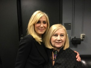 Judith Light, Pat Addiss