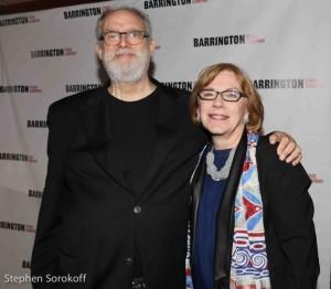 William Finn & Julianne Boyd, Artistic Director