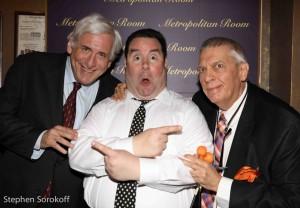 Elliot Finkel, Bob Greenberg, MC, Ian Finkel