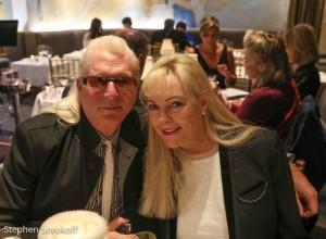 Ron Abel & Valarie Christopher