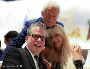 Billy Stritch, Stephen Sorokoff, Sunny Sessa