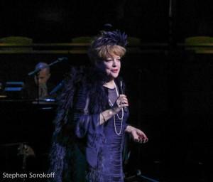 KT Sullivan, artistic director Mabel Mercer Foundation