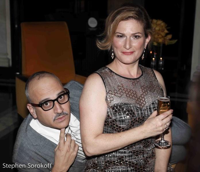 Julian Fleisher, Director & Ana Gesteyer