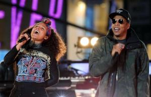 Alicia Keys, Jay Z