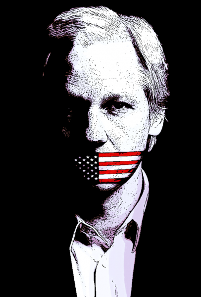 all journalism is threatened by the persecution of Assange