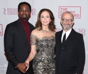 Harold Perrineau, Diane Lane, Joel Grey