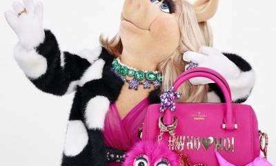Miss Piggy, Kate Spade
