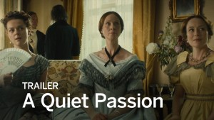 A Quiet Passion, Cynthia Noxon, Jennifer Ehle, Catherine Bailey