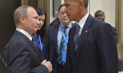 President Obama, Putin