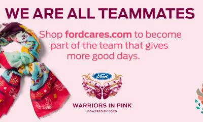 Warriors In Pink