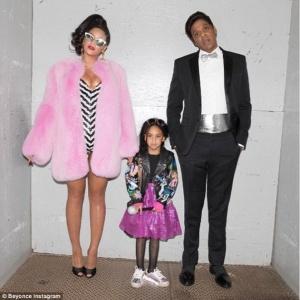 Rihanna, Jay Z, Blue Ivy