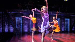 Sutton Foster, Sweet Charity, Emily Padgett, Asmeret Ghebremichael