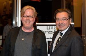 Christopher McGovern,Bill Castellino