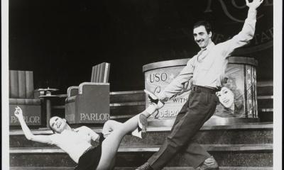 Ann Reinking and John Mineo