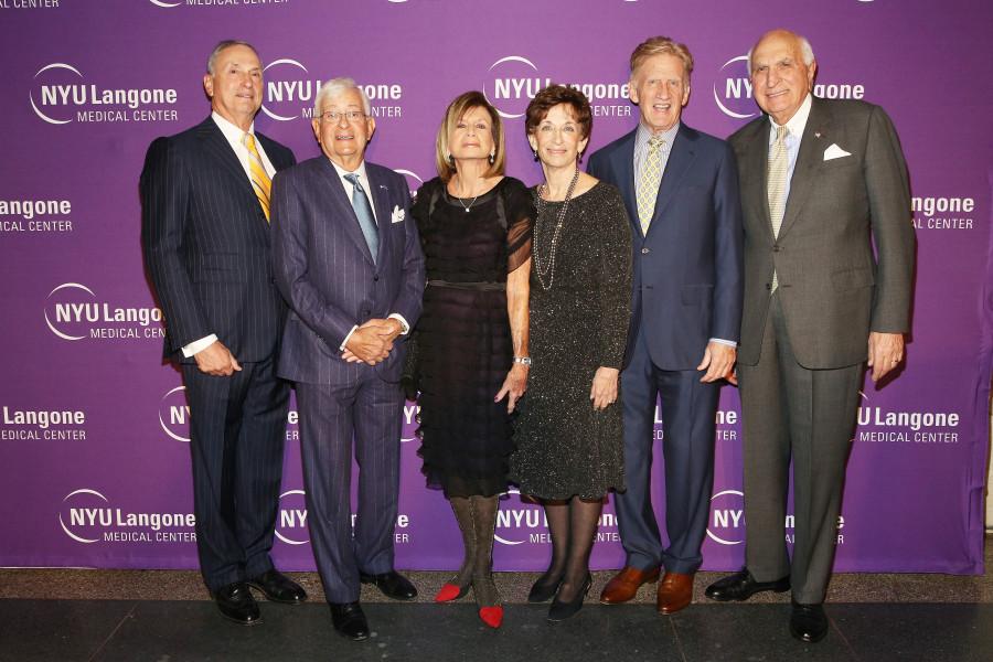NYU Langone Medical Center Raised $1 6 Million at Museum