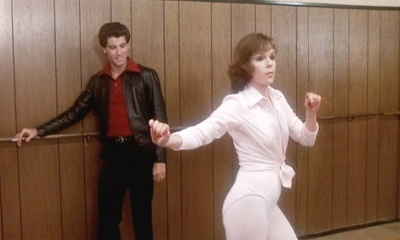 Karen Lynn Gorney, John Travolta