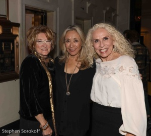 Alice Lane Rowe, Eda Sorokoff, Lynnette Barling