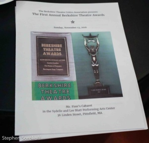 The Berkshire Theatre Awards