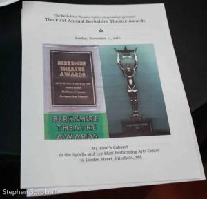 The Berkshire Theatre Awards
