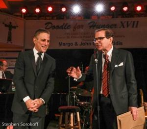 Tony Danza & Joseph Sano, President Co Founder