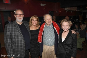 William Finn, Elizabeth Aspenlieder, Larry Murray, Debra Jo Rupp