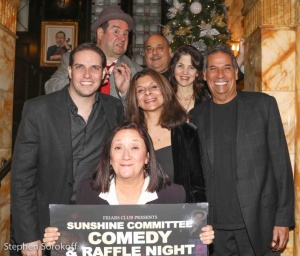 Comedy Night Friars Club