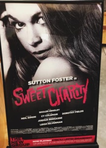 Sutton Foster, Sweet Charity
