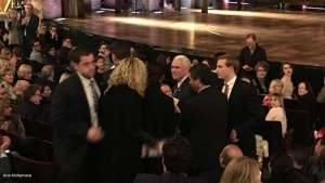 Governor Mike Pence, Hamilton