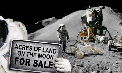 Moon Land For Sale
