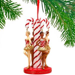 Christmas Ornament Radio City