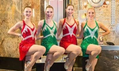 The Radio City Rockettes,Empire State Building