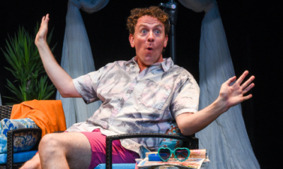 Drew Droege, Bright Colors and Bold Patterns