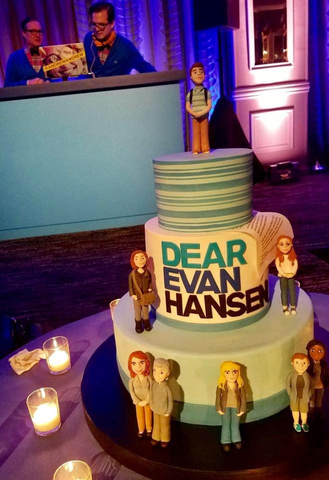 Opening Night Dear Evan Hansen Times Square Chronicles